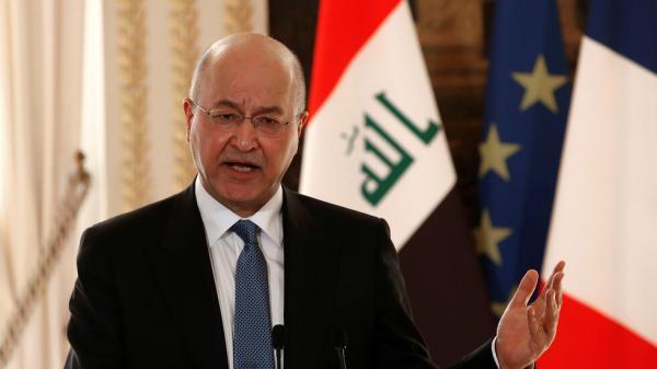 مكتب الرئيس العراقي لـRT: صالح يمهل الكتل السياسية حتى يوم السبت للاتفاق على بديل عبد المهدي