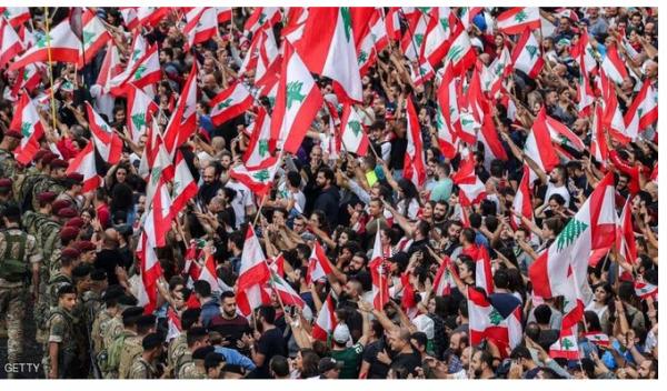 مجلس النواب اللبناني يناقش الموازنة على وقع الاحتجاجات الشعبية