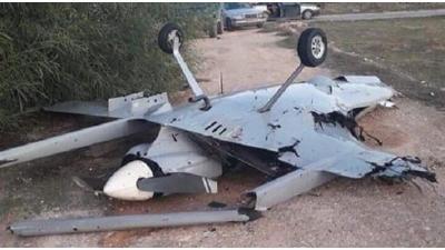 الجيش الليبي يسقط طائرة تركية مسيرة بعد إقلاعها من مطار معيتيقة