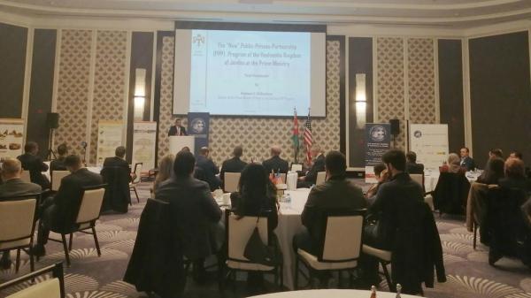 الاردن الإعلان عن 22 مشروعا من برنامج الشراكة بين القطاعين العام والخاص