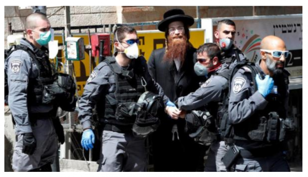 إسرائيل: ارتفاع عدد الوفيات بفيروس كورونا إلى 10