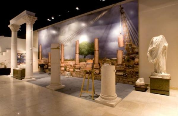متحف الأردن يغلق أبوابه يوم الجمعة بسبب الظروف الجوية