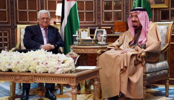 الرئاسة الفلسطينية: نقف إلى جانب السعودية في مواجهة الهجمات الصاروخية