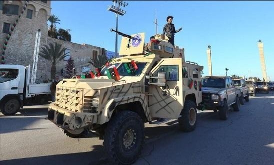 طرابلس ترصد مسار طائرتين عسكريتين من الإمارات نحو الشرق الليبي ومقتل مدني وإصابة اثنين بقصف لقوات حفتر غربي طرابلس