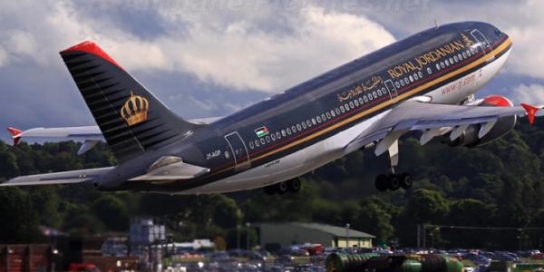 الملكية الأردنية توضح آلية سفر المرضى على متن طائراتها