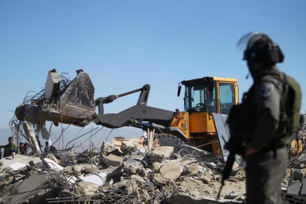 الاحتلال يهدم 3 منازل في جنين.. ومخاوف من انتشار كورونا بسبب المستوطنين