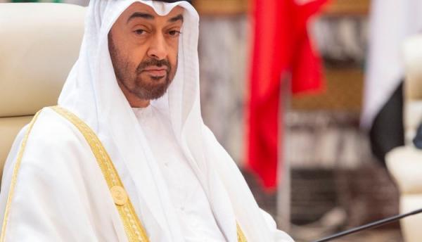 محمد بن زايد يرحب بدعوة الصلاة لرفع وباء كورونا