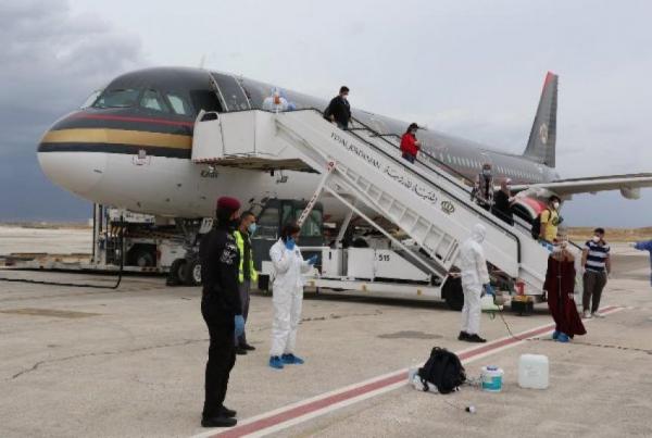 الاردن نقل 4 طلاب عائدين إلى مستشفى الأمير حمزة بعد ارتفاع حرارتهم