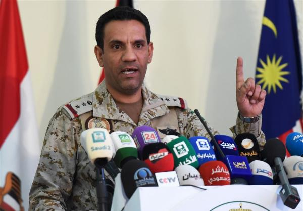 التحالف العربي يسقط طائرات مسيرة أطلقها الحوثيون تجاه نجران