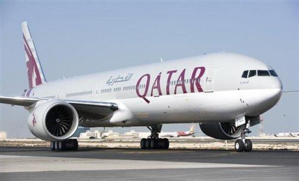 عودة الطيران القطري الي الاردن في 19 حزيران