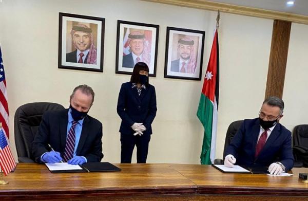 توقيع 3 اتفاقيات مساعدات تنموية أميركية للأردن بقيمة 340 مليون دولار أمريكي