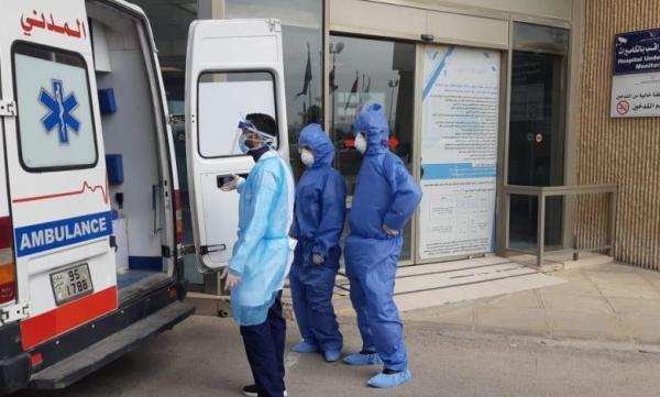 الاردن 4 اصابات بكورونا في منطقة البويضة باربد