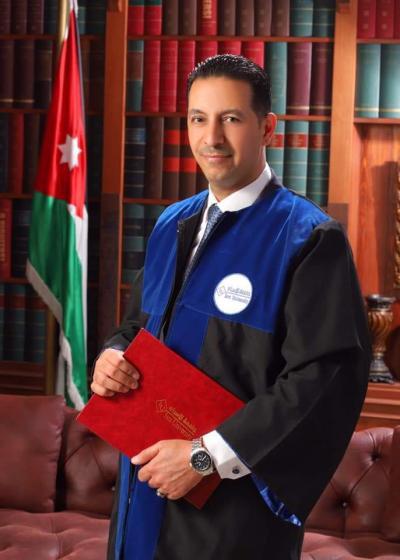 مبروك الامتياز استاذ يزن الرواشدة