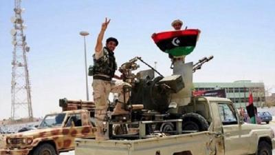 الجيش الليبي يعلن استعادة السيطرة على منطقة الأصابعة جنوب طرابلس