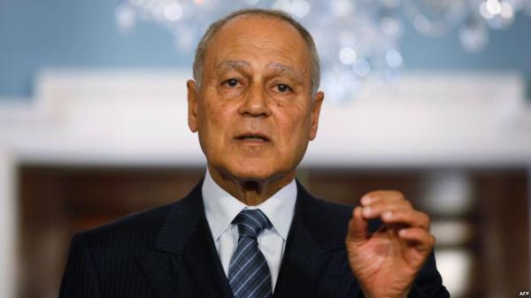 """أبو الغيط"""" يثمن مبادرة القاهرة لتسوية الأزمة الليبية"""