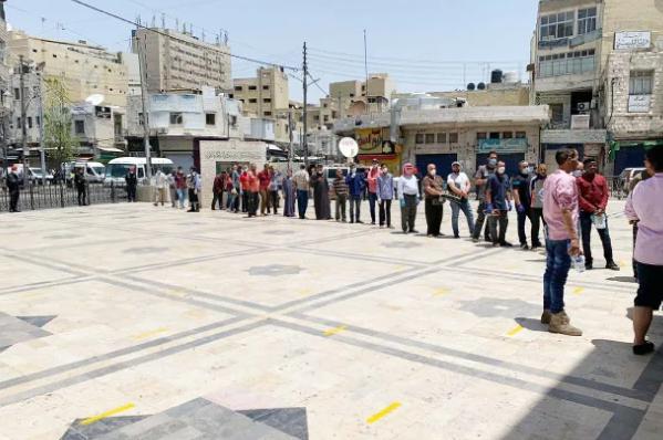 الاردن امانة عمان تبدأ قريبا بتنفيذ مشروع تطوير ساحة المسجد الحسيني ومحيطها