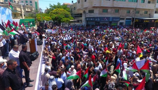 الفصائل الفلسطينية: قرار الضم يفسح المجال أمام انتفاضة جديدة
