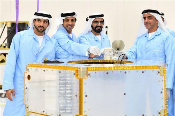 الإمارات تتأهب لإطلاق أول مسبار عربي إلى كوكب المريخ