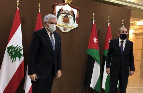 الأردن ولبنان يؤكدان رفضهما المطلق لـ