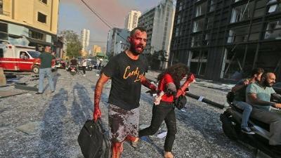 وفاة ثاني مواطن مصري في انفجار مرفأ بيروت