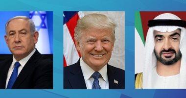 محمد بن زايد: تم الاتفاق مع أمريكا وإسرائيل على إيقاف ضم الأراضى الفلسطينية