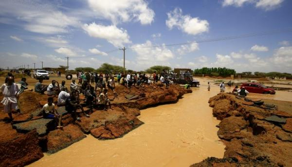السودان: ارتفاع عدد ضحايا الفيضانات إلى 10 قتلى