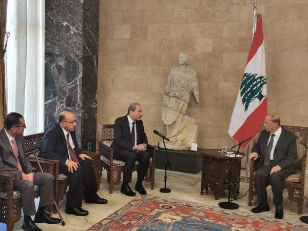 الاردن: طائرات تحمل مواد إغاثية إلى لبنان تصل أولاها الخميس