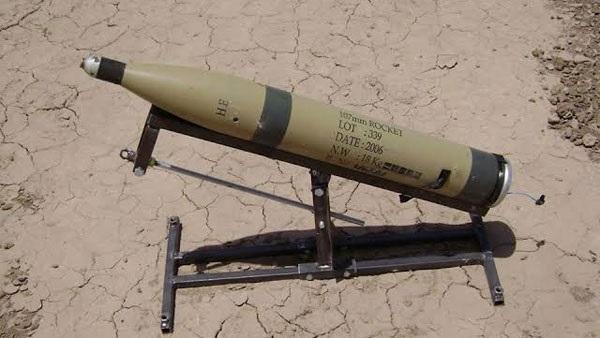 سقوط صاروخين داخل معسكر التاجي بالعراق