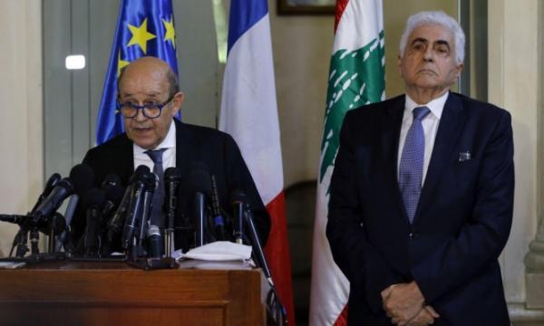 استقالة وزير الخارجية اللبناني ناصيف حتى