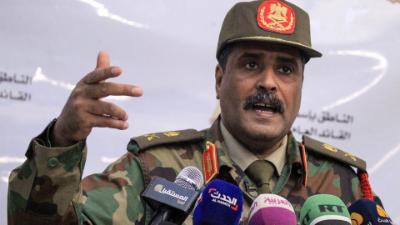 الجيش الليبي يعلن التوافق على توزيع عادل لعائدات النفط