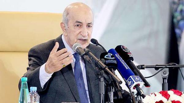 عاجل.. وضع رئيس الجزائر في الحجر الصحي لمدة 5 أيام