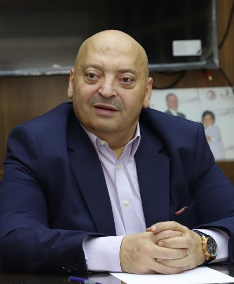 حماده: الحظر الشامل  يومي الجمعة والسبت يعمق أزمة القطاعات التجارية