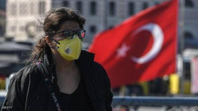 أكبر حصيلة يومية.. تركيا تُسجل 5532 إصابة جديدة بكورونا