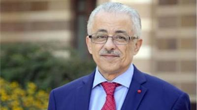 مصر وزير التعليم: امتحانات الثانوية العامة المقبلة