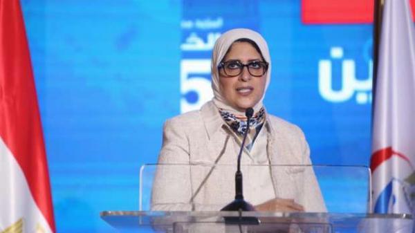 «الصحة»: نصف قوة العمل بمستشفى أبو خليفة ستحصل على لقاح كورونا غدا