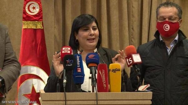عبير موسي: جهات خططت للاحتجاجات التي تشهدها تونس