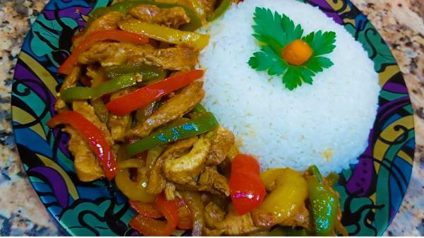 طريقة عمل فاهيتا الدجاج المكسيكسة الأصلية - مطبخ كليوباترا