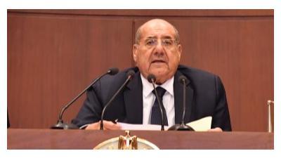 رئيس «الشيوخ» يهنئ السيسي بذكرى عيد الشرطة وثورة 25 يناير