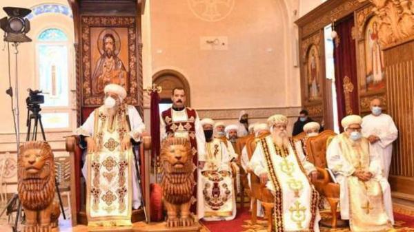 البابا تواضروس يترأس قداس عيد الغطاس من الإسكندرية غدا
