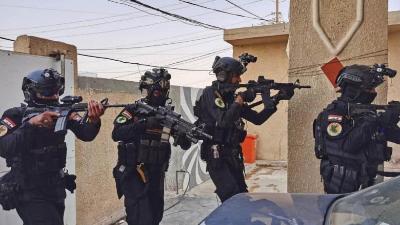 العراق.. القبض على 3 إرهابيين في صلاح الدين