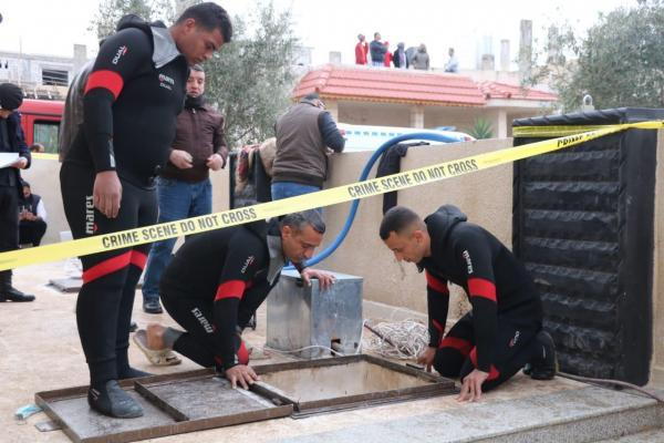 5 اصابات بضيق في التنفس أثناء صيانة بئر في إربد