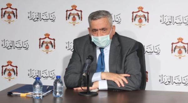 الاردن وزير الصحة: ارتفاع عدد اصابات السلالة الجديدة من كورونا إلى 42