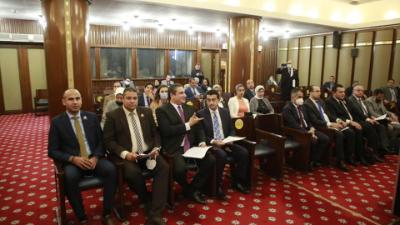 تنسيقية شباب الأحزاب: سنقدم مشروع قانون للأكاديمية الوطنية للتدريب