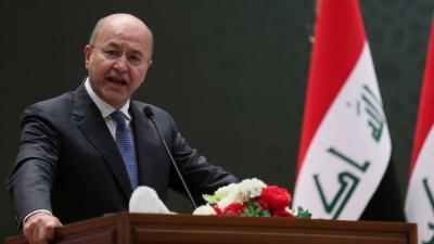 الرئيس العراقي: