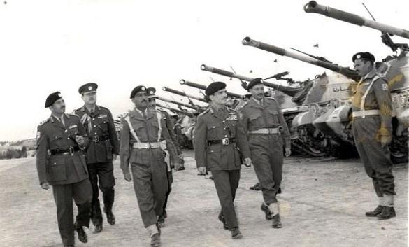 ولي العهد يستذكر تعريب قيادة الجيش العربي