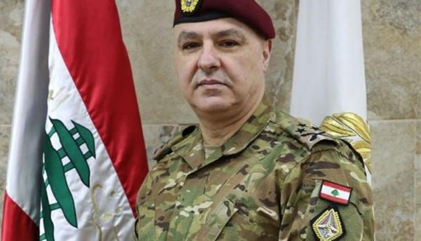 تحذير من قائد الجيش اللبناني بشأن الأزمة الاقتصادية