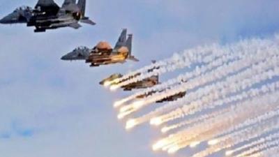 التحالف العربي يعلن بدء تنفيذ عملية عسكرية ضد الحوثيين
