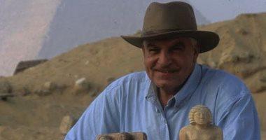 زاهى حواس يعلن اكتشاف مدينة فرعونية مفقودة فى الأقصر بعد قليل