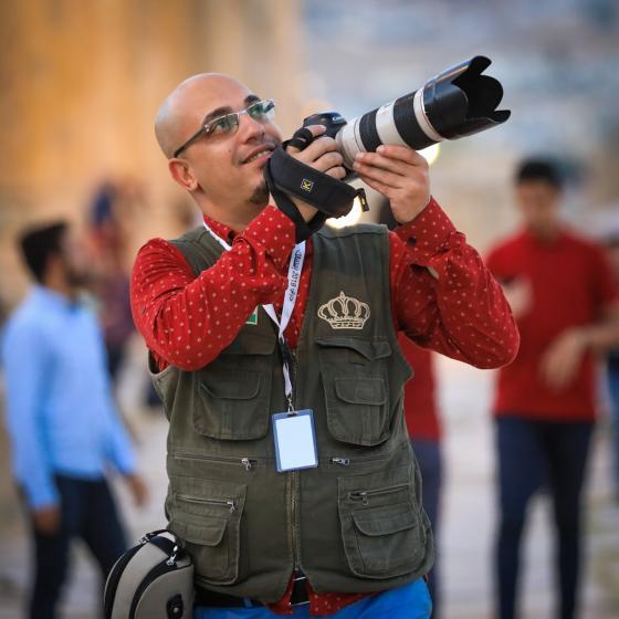 الاردن : اختيار صور الزعبي كطوابع تذكارية حول بيت عرار شاعر الأردن لعام 2021