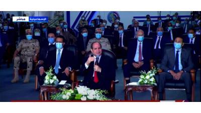 مصر رسائل حاسمة من الرئيس السيسي بشأن سد النهضة: